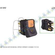 Interruptor Bloqueio Diferencial Scania 113 - Diesel Technic