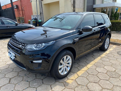 LAND ROVER DISCOVERY SE 7 LUGARES DIESEL 4X4 2015
