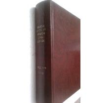Livro Revista Faculdade De Farmacia E Bio-quimica 1971- 1972