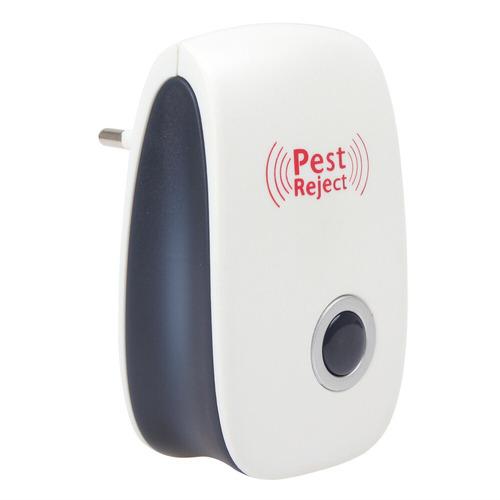 Repelente Eletrônico Espanta Ratos Baratas Insetos Mosqu