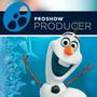 Frozen - Proshow Producer - Projeto