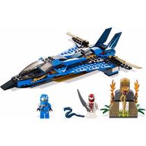 Blocos De Montar Similar Lego 241pç Fantasma Ninja Ninjago