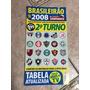 Revista Super Campeonato 2 Brasileirão 2008 Tabela