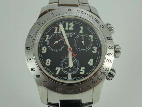 f351ce00e03 Relógio Tissot V8 - Swiss Made - Safhire -100% Original - R  1250 en ...