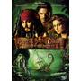 Dvd Piratas Do Caribe - O Baú Da Morte