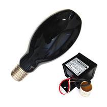 Lâmpada Luz Negra 250w Beringela 220v P/ Soquete E-40