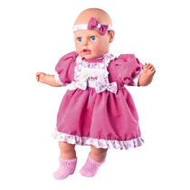 Boneca Meu Nenezão 62 Frase - Milk Brinquedos