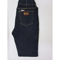 Calça Jeans Feminina Country Preta Com Lycra Best Bull