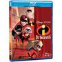 Blu Ray - Os Incríveis (lacrado) - Clássico Disney