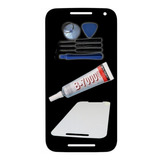 Moto G3 Tela Touch Display + Ferramentas + Pelicula + Cola