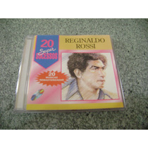 Cd - Reginaldo Rossi 20 Super Sucessos