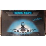 Turbo Game Cce, Caixa, Isopor,  1 Controle, 8 Fitas.