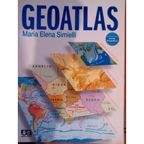 Atlas De Geografia Maria Elena Simielli