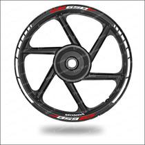 Adesivo Friso Moto Honda Cb650f Personalizado + Frete Grátis