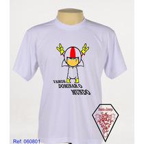 Camiseta Kick Buttowski, Desenho