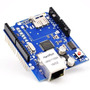 Ethernet Shield W5100 Rj45 Com Slot Para Sd Card Arduino Uno