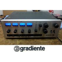 Quadro 20x30+foto Digital Amplificador Gradiente Sq-1400.
