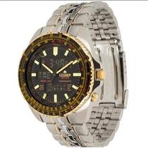 Relógio Citizen Promaster Wingman Vi Jq8004-59e Jq-8004