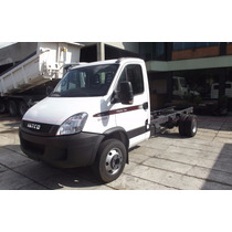 Iveco Daily 70c17 Chassis Okm 2014 / Financia 100%