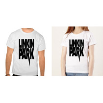 2 Camisas 27,90 Linkin Park Oasis Kiss Ofspring Motored