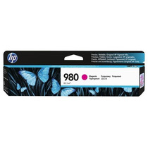 Cartucho De Tinta Officejet Hp D8j08a Hp 980 Magenta 80,5 Ml