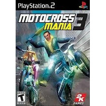 Ps2 Motocross Mania 3
