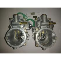 Kit De Carburador Solex 40/44 Eis Para Fusca Brasilia Puma