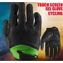 Luva Specialized Wire Tap Gel Verde Ciclismo Mtb Tamanho L