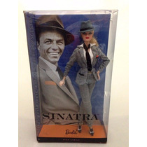 Barbie Colecionavel Frank Sinatra Pink Label