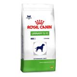 Ração Royal Canin Urinary S/o Veterinary Diet Canine Cachorro Raça Média/grande Mix 10.1kg