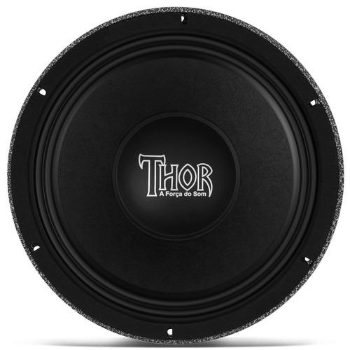 Falante Woofer Mg Thor 10 ´ ´ 400w Rms 8 Ohms Bobina Simples