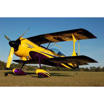 Planta Pdf Aeromodelo Spirit Of Pitts 26% - Frete Grátis