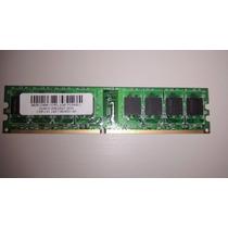 Memória Desktop 2gb Ddr2 800mhz Pc6400 - Fotos Reais !!