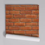 Papel De Parede Adesivo Pedras Tijolos 1,00x0,50m - Pr-40