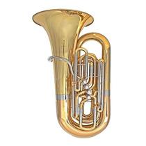 Tuba Contra-baixo 5/4 Bb/a 4 Pistos+1 Rotor Stanford Sbb1050