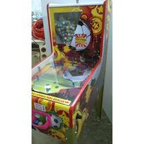 Vending Machine Fliperama Grua Maquina De Bolinha