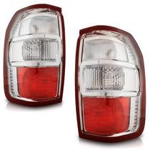 Lanterna Traseira Ranger 2010 2011 2012 2013 Branco