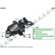 Regulador Voltagem Gm Vectra 97/99 - Gauss