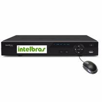 Dvr Gravador Intelbras 4 Canais 5004 C/ Alarme 4 Audio 3104