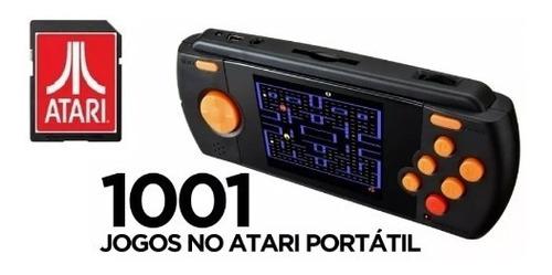 Cartão Sd 1020 Games Para Atari Flashback Portátil Atari à