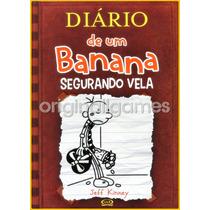 Diário De Um Banana | Segurando Vela | Livro | Jeff Kinney