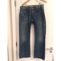 Calça Jeans Diesel Masculina Tamanho 40