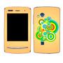 Capa Adesivo Skin370 Sony Ericsson Xperia X10 Mini Pro U20