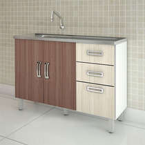 Balcão De Cozinha Para Pia 120cm Poliman