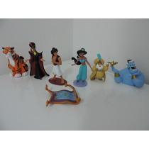 Miniatura Princesa Jasmine, Aladim E Sua Turma Orig Disney