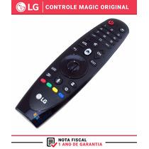 Controle Magic Tv Lg An-mr600 Lf6350 Lf6400 Lf6500 - 1 Ano G