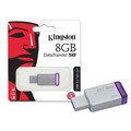 Pen Drive Usb 3.1 Kingston Dt50/8gb Datatraveler 50 8gb Met