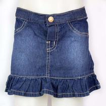 Saia Jeans Infantil Menina Hering Kids Original C6nyjelus