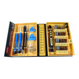 Kit Ferramentas Chaves 38/1 Torx Philips Celular Notebook Pc
