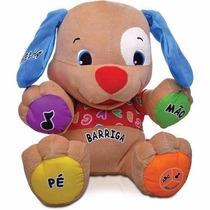 Cachorrinho Aprender E Brincar Divertido Bebê Fisher Price